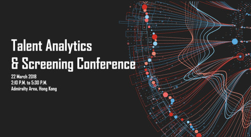 Talent analytics and screening conference V1.2 SHRF
